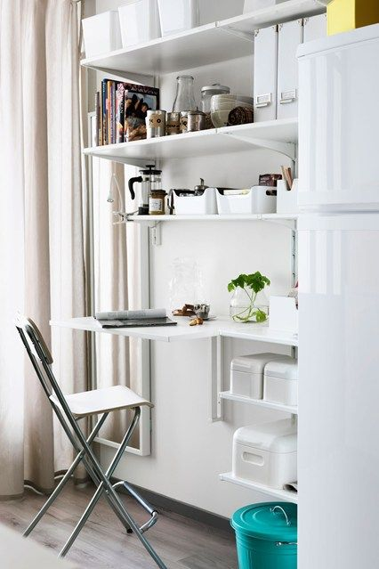 174 best images about utilising space on pinterest architecture modern and suspended bed - Home office storage ideas for small spaces concept ...