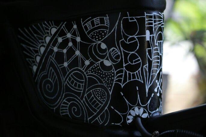 My bike tatoo
