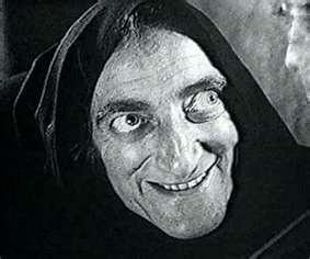Marty Feldman as Igor, in Young Frankenstein (Mel Brooks film). My love for Igor!