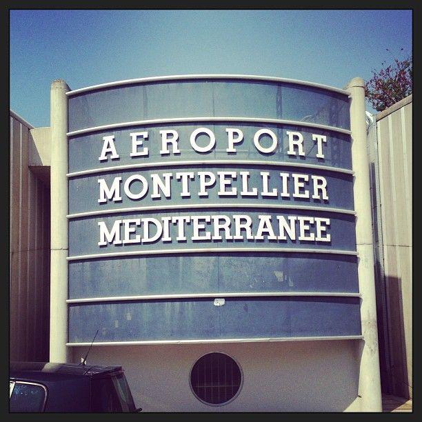 Aéroport de Montpellier Méditerranée (MPL) Ankomst 2/7, ca. kl. 21 Afgang 13/7, kl. ?? sen aften.