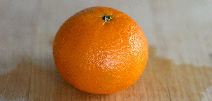 Orange Caterpillar by tablespoon #Orange #How_to_Peel