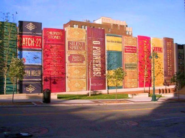 Pasión por los libros: 13 curiosidades sobre las bibliotecas