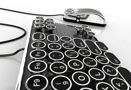 typewriter keyboardPhilcopc, Gadgets, Stuff, Typewriters Style, Typewriters Keyboard, Products, Design, Philco Pc, Style Keyboard