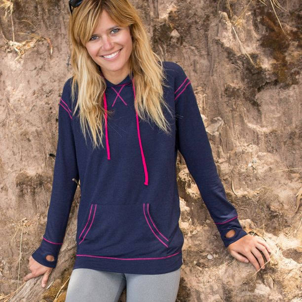 Spotlight Hoodie Navy/Pink: Easy Fit, Hoodie Navy Pink Albion, Albion Criss, Fit Tops, Love It, Fitness Apparel, Fit Apparel, Athletic Tops, Signature Albion