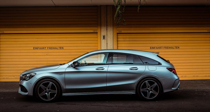 #UrbanDiscovery – The third stage with CLA Coupé C 117 and CLA Shooting Brake X 117 ends in Berlin.