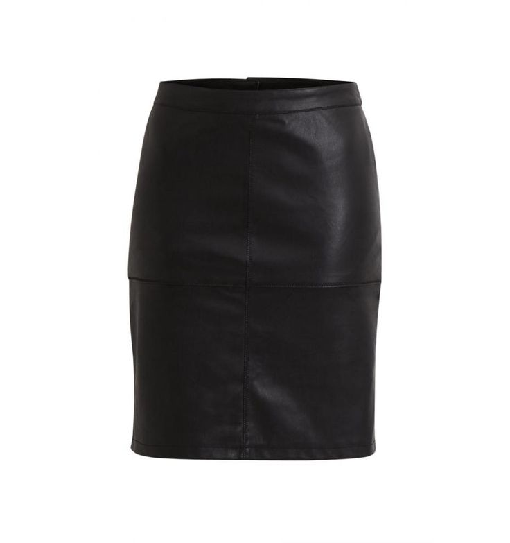 ZEB e-shop VIPEN NEW SKIRT_BLACK - New in