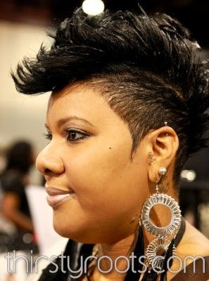 Miraculous 1000 Ideas About Short Relaxed Hairstyles On Pinterest Relaxed Short Hairstyles Gunalazisus