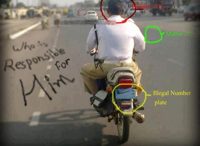 15 Of The Most Funniest Indian Police Fails Ever…They're Seriously Funny. LOL!