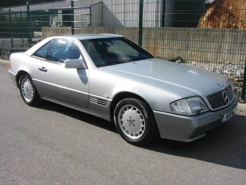 mercedes 500sl - Classic