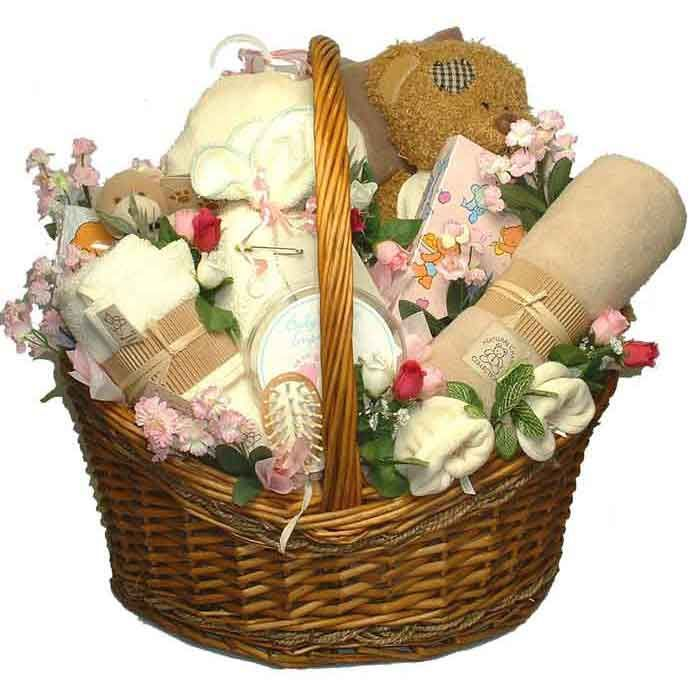 Gift Baskets - New Baby Gift Ideas Canada - Christmas Gift Baskets ...