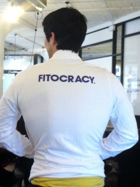 The new Fitocracy track jacket, coming soon!