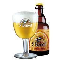 Saint-Benoît Blond Brasserie du Bocq Purnode-Yvoir