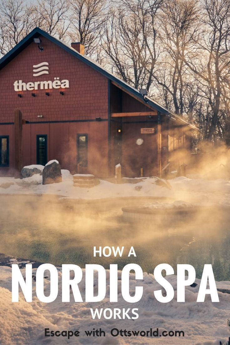 Can temperature heal us? How I got over my Nordic Spa skepticism and experienced the healing power of extremes in Winnipeg, Canada. via @Ottsworld