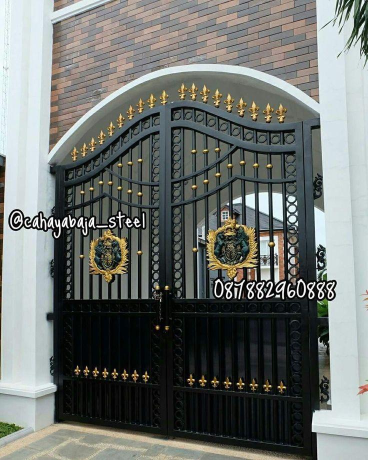 Iron Gate Design, Door Gate Design