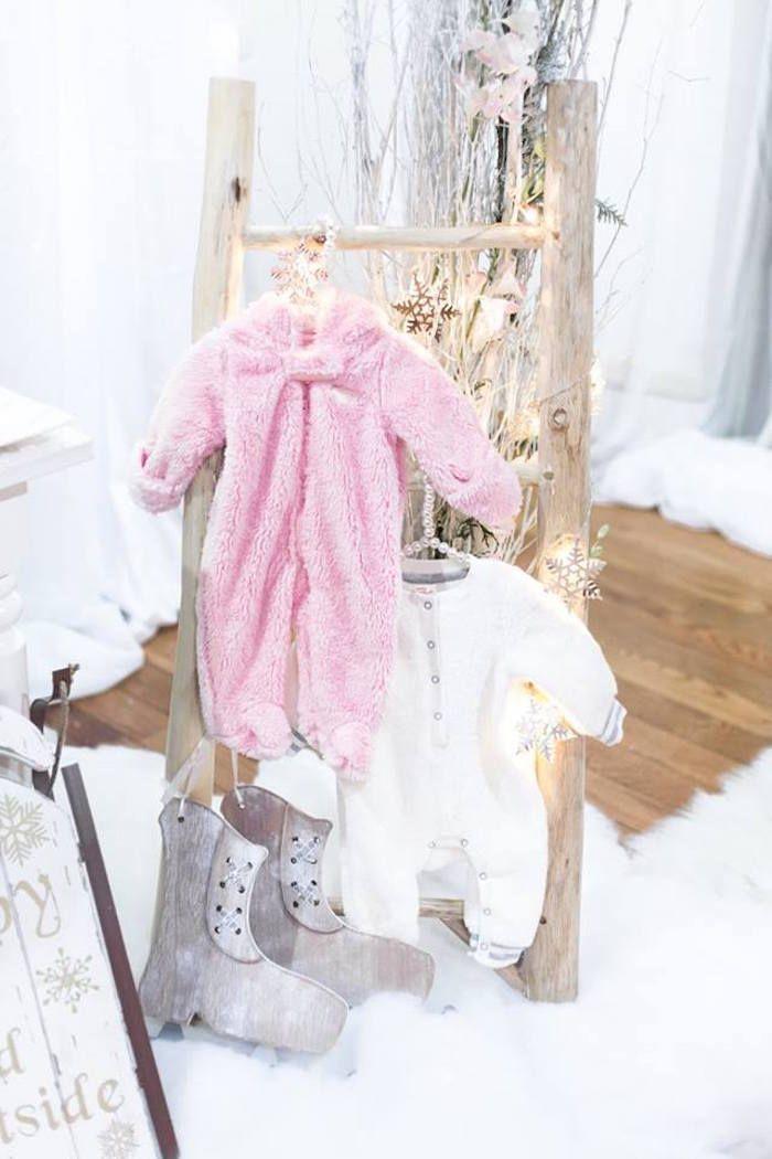Winter Wonderland Baby Shower Baby Shower Ideas Baby Shower