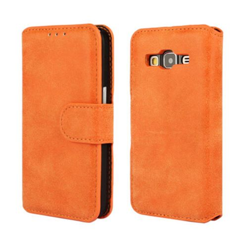 Luxury-Grind-Arenaceous-Magnetic-PU-leather-Wallet-Flip-Case-Cover-For