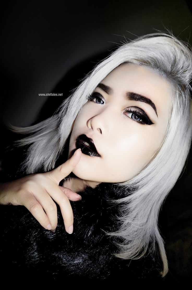 *☆ Stella Lee's Blog ☆* DIY how to make your own black lipstick