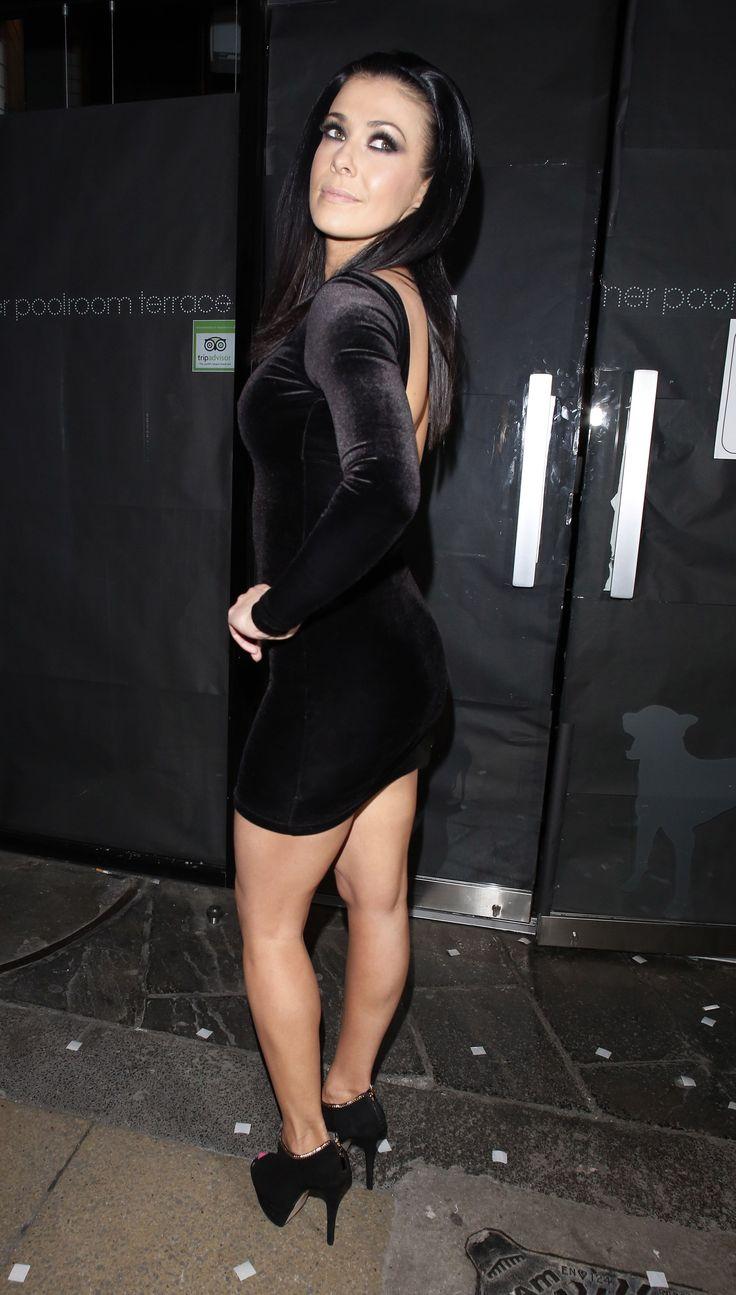 Kym Marsh – Michelle Keegan's Fancy Dress leaving Party 18.04.14