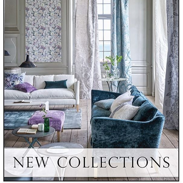 The New Collections from Designers Guild are available on July 18 at…