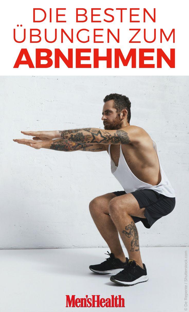 Das sind die 15 effektivsten Übungen zum Abnehmen – Men's Health Deutschland