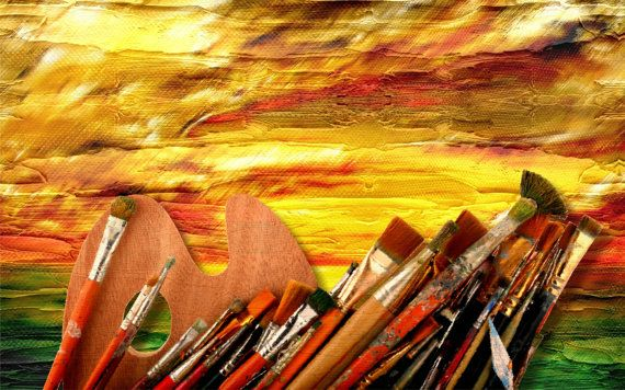 This painting can enhance look of your room in an artistic way.