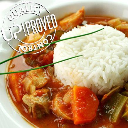 La ricetta di UP: Turkey Gumbo!