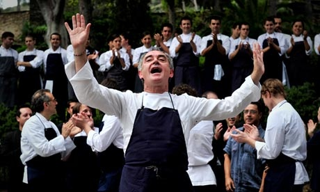 Ferran Adria's Caesar Salad Recipes — Dishmaps