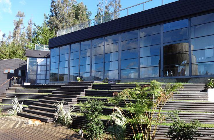 Salón Metawe by Susana Herrera & Factoria from Chile