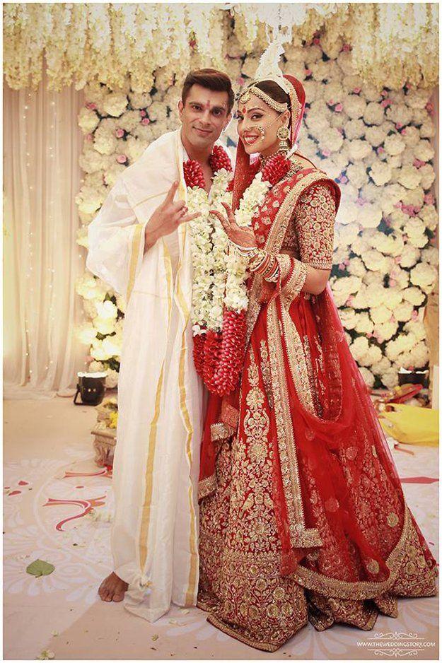9 highlights from Bipasha Basu Karan Singh Grover's star-studded wedding - The Express Tribune