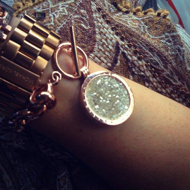 #nikkilissoni #bracelet #swarovski
