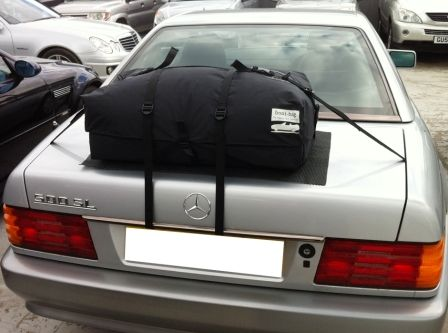 mercedes benz sl r129 boot luggage rack
