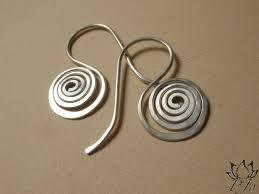 anelli fai da te metalli spirali - Cerca con Google