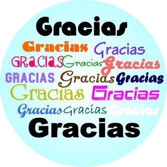 Gracias - Thanks!