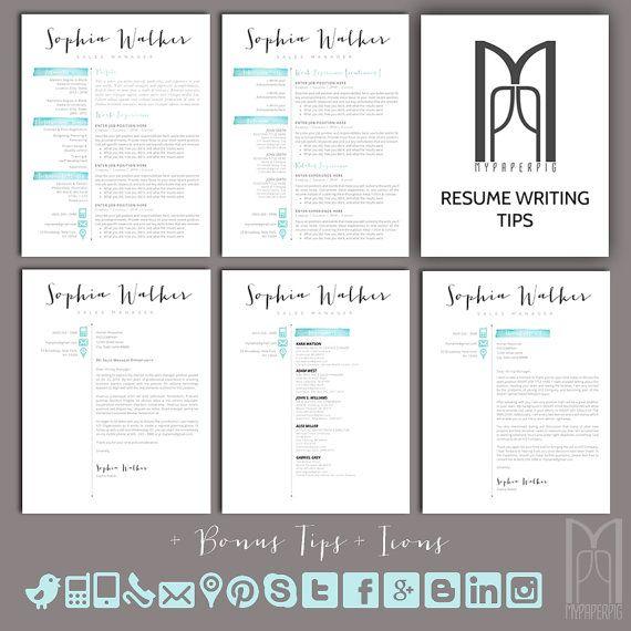 15 best Modern \ Creative RESUME TEMPLATES -- (CUSTOM NAME HEADER - resume headers