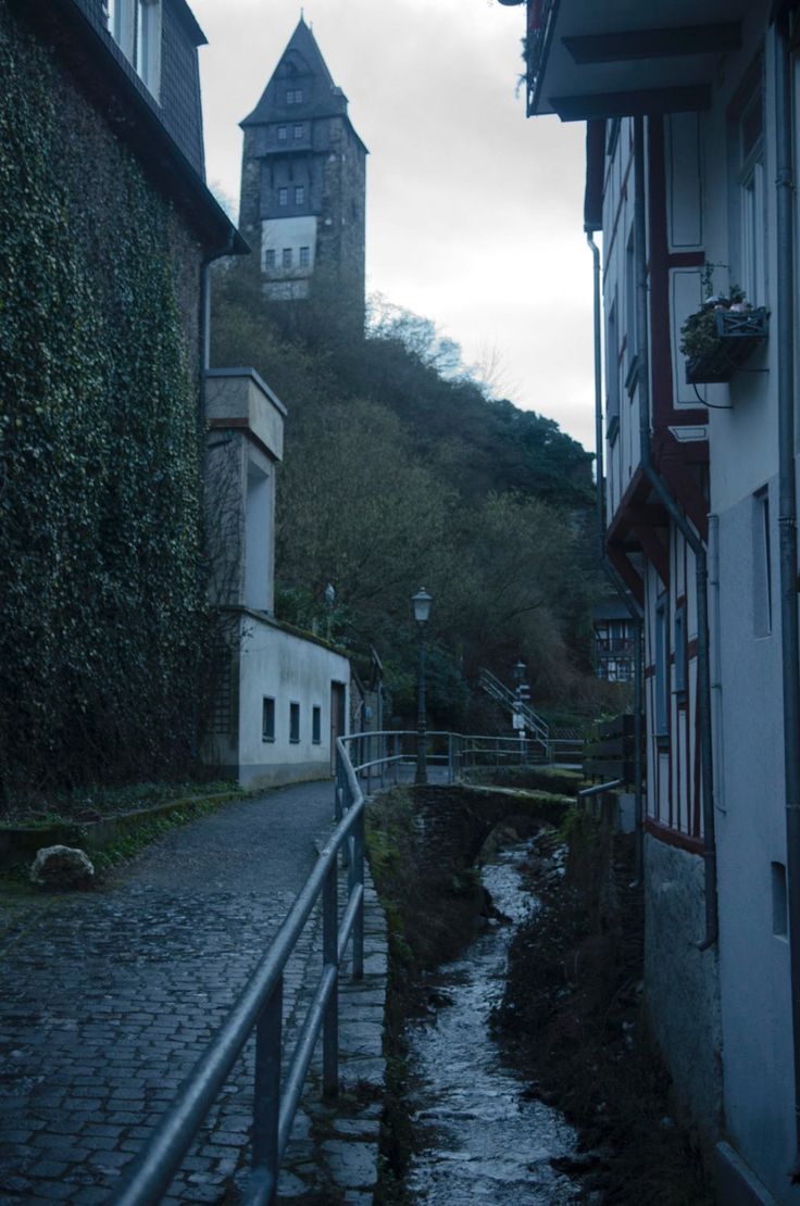 Nestled within the Rhine Gorge 60 miles from Kaiserslautern and 30 miles from Wiesbaden, Germany, the medieval town of Bacharach is one of the Rhineland's lesser-known attractions.