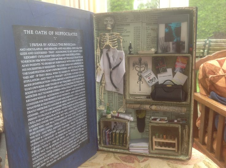 A Life Dedicated to Medicine inside book cover