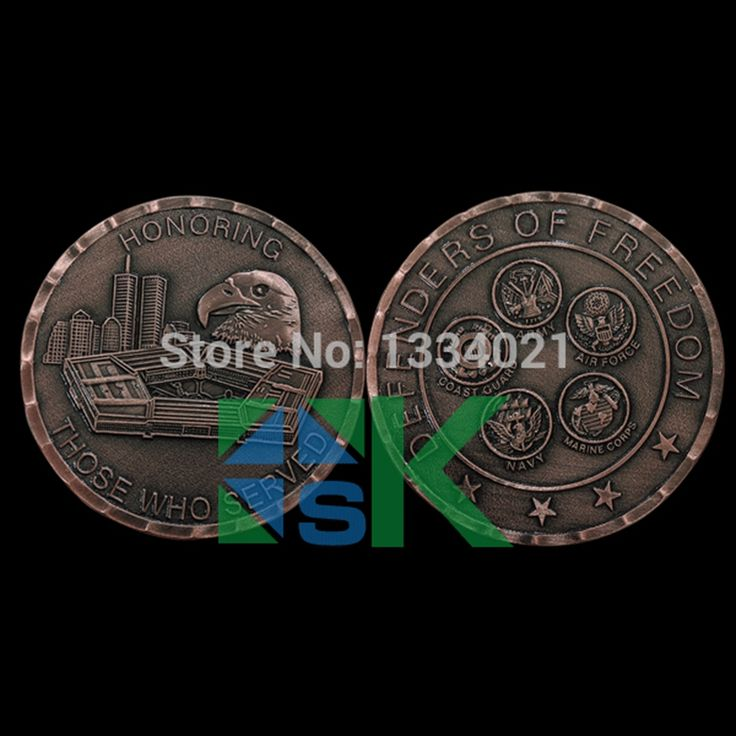 2016 Новый! военных памятных монет железа с бронза покрытием вызов МОНЕТ (2016 новое время) бесплатная доставка 50 ШТ. 40x3 мм
