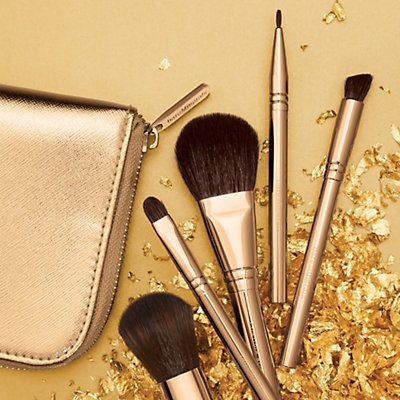 Bare Escentuals makeup brushes can be found at Ulta or the Bare Escentuals store at Crabtree