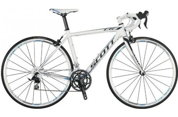 Contessa CR1 Comp Compact Womens 2013 at £1599 comes with a carbon frame, Shimano 105 groupset and is a good balance between performance and comfort.