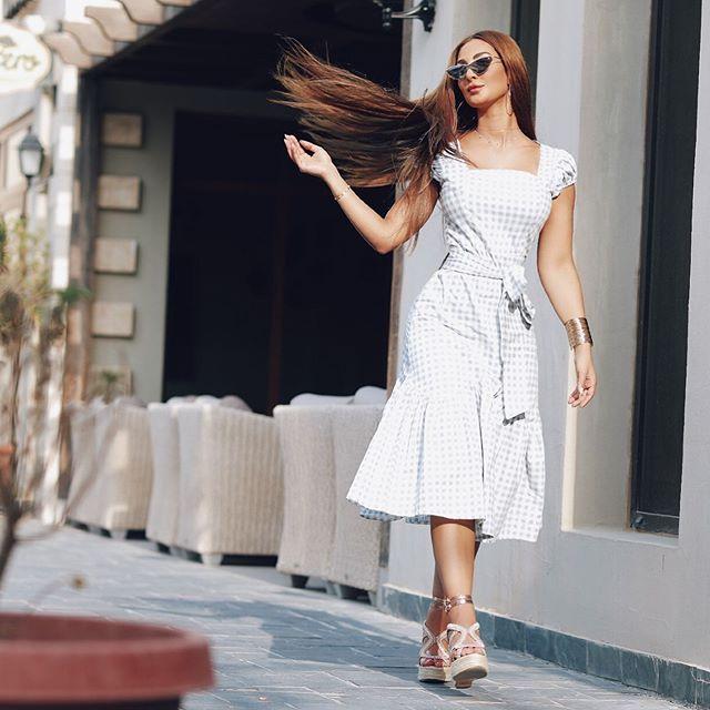 Pin By Jomana 333 On Nour Fashion Dresses White Dress