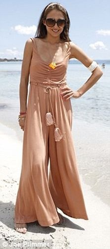 Sexy.Brown (CAMEL) H JUMPSUIT Size M