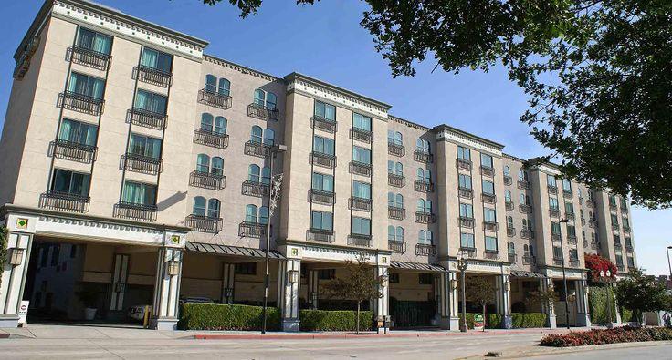 Hotels in Old Town Pasadena: Courtyard Los Angeles Pasadena/Old Town 113