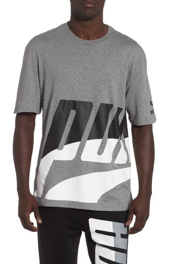 b314fe41e PUMA LOUD PACK T-SHIRT. #puma #cloth | Puma in 2019 | Mens tops ...