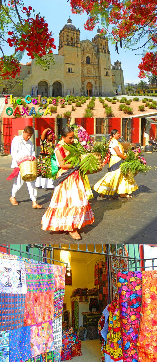 Photo Essay on one of the most colorful cities anywhere: http://bbqboy.net/photo-essay-the-colors-of-oaxaca/ #oaxaca #mexico