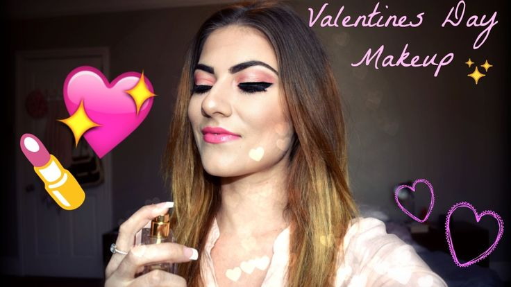 New Makeup tutorial up on my YouTube channel now. #makeup #valentinesday #2017 #tutorial #beauty #vlogger  https://www.youtube.com/watch?v=x3FMBXcv658&t=901s