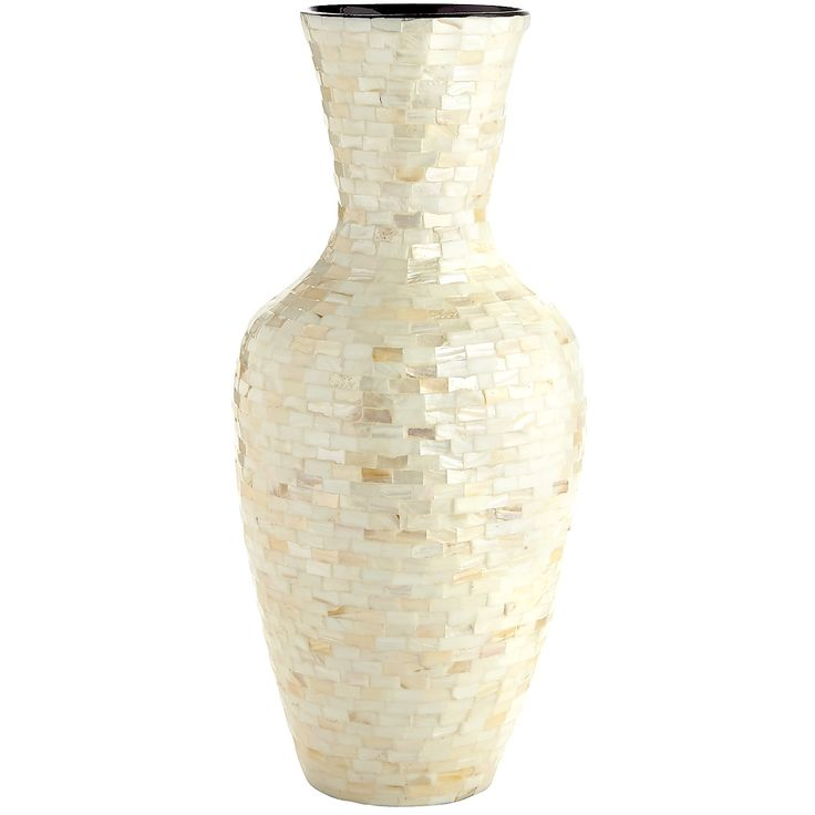 Ivory Mother Of Pearl Floor Vase In 2019: 17 Best Images About *Decor > Vases* On Pinterest