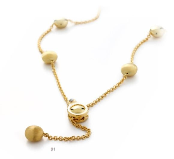 Chimento-Sigilli-web-mar 2013,01   Yellow gold necklace