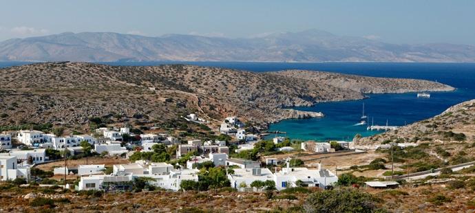 IRAKLEIA ISLAND,Small Cyclades,Greece