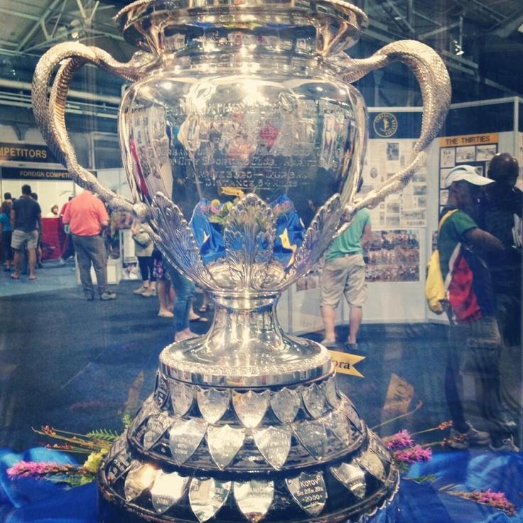 Trophy, Comrades Marathon 2013