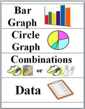 Math Vocabulary Words and Terms for Statistics, Probability, Graphing, and Data